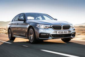 Greenest Executive Models – Diesel or Petrol & Best Hybrid Cars UK