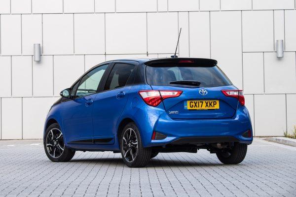 Toyota Yaris Hybrid Active 1.5 VVT-i Hybrid