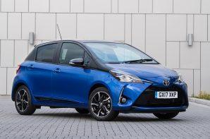 Toyota Yaris Hybrid Icon 1.5 VVT-i Hybrid