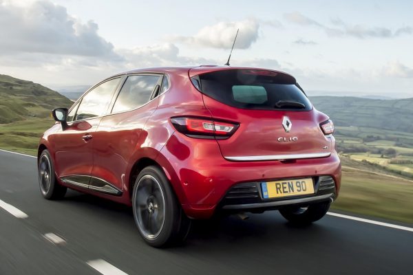 Renault Clio Play Dci 90 Greencarguide Co Uk