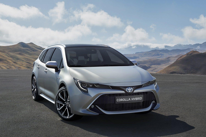 Toyota Corolla Touring Sports Icon 1.8 Hybrid CVT Auto