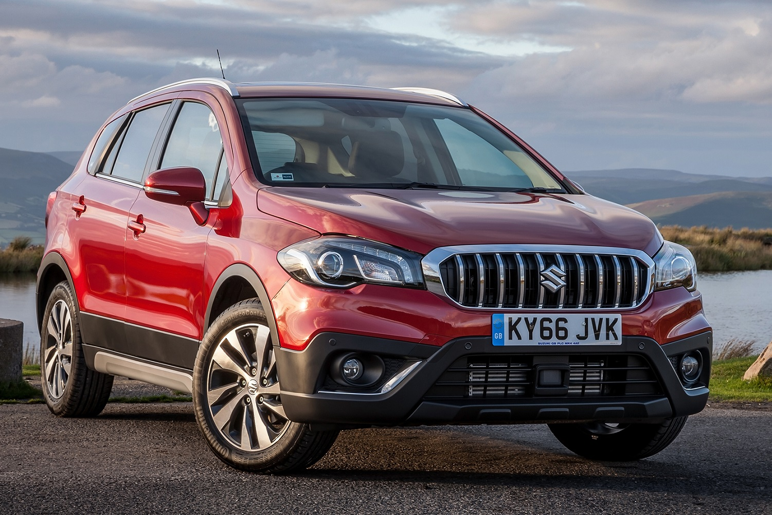 Top 10 Best - 4 Wheel Drive 4x4 - Cars   SUV in the UK 2019