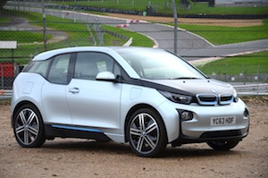 bmw i3 low emission cars