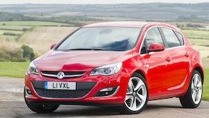 Vauxhall Astra 1.6-CDTi