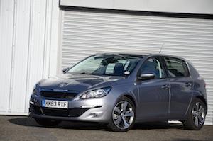 Peugeot 308 Active 1.2 PureTech 110 S&S 5 speed