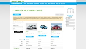 Green Car Guide Car Running Costs Comparison Tool