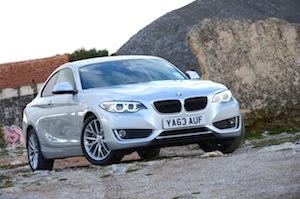 BMW 2 Series Coupe 218d SE Automatic