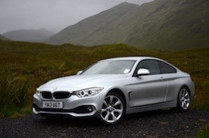 BMW 4 Series Coupe 420d SE Automatic