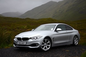 BMW 4 Series Coupe 420d Sport Automatic