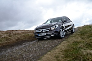 Mercedes-Benz GLA220 CDI SE 4Matic