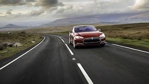 Tesla Model S UK