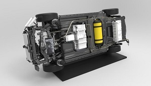 TOYOTA FCV PROGRAMME BOOSTED BY FUEL TANK DEAL