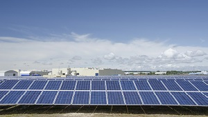 TOYOTA HARVESTS SOLAR ENERGY TO POWER UK ENGINE PRODUCTION