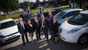 Rapid Charge Network launch