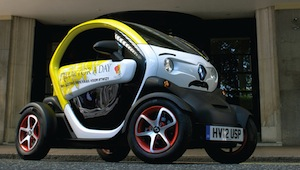 Renault to develop electric vehicle sharing solutions