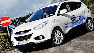 Hyundai ix35 Fuel Cell 0