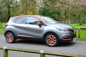 Renault Captur Review Greencarguide Co Uk