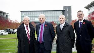 Vince Cable opens £1 billion Advanced Propulsion Centre
