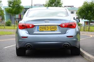 infiniti q50s hybrid
