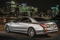 Mercedes-Benz S-Class 300 h L