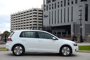 Volkswagen E Golf Review Greencarguide Co Uk