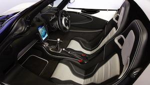 Detroit Electric SP01 interior