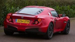 Detroit Electric SP01 rear