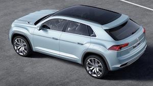 Volkswagen Cross Coupé GTE