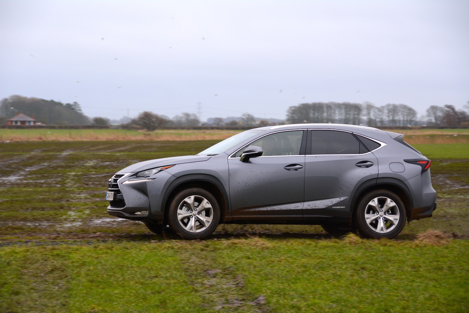 Lexus NX300h Review - GreenCarGuide.co.uk
