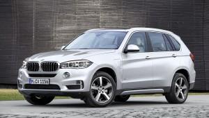 BMW X5 xDrive40e plug-in hybrid: 85.6mpg and all-wheel drive