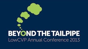 LowCVP-Beyond-the-Tailpipe-Conference-2013