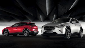 Mazda CX-3: from 70.6mpg & 105g/km CO2