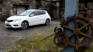 Nissan Pulsar Green Car Review