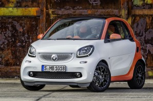 smart fortwo 1.0 70 hp pure