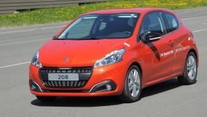 Peugeot 208 averages 141mpg over 1,337 miles