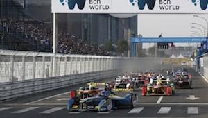 Formula E Beijing