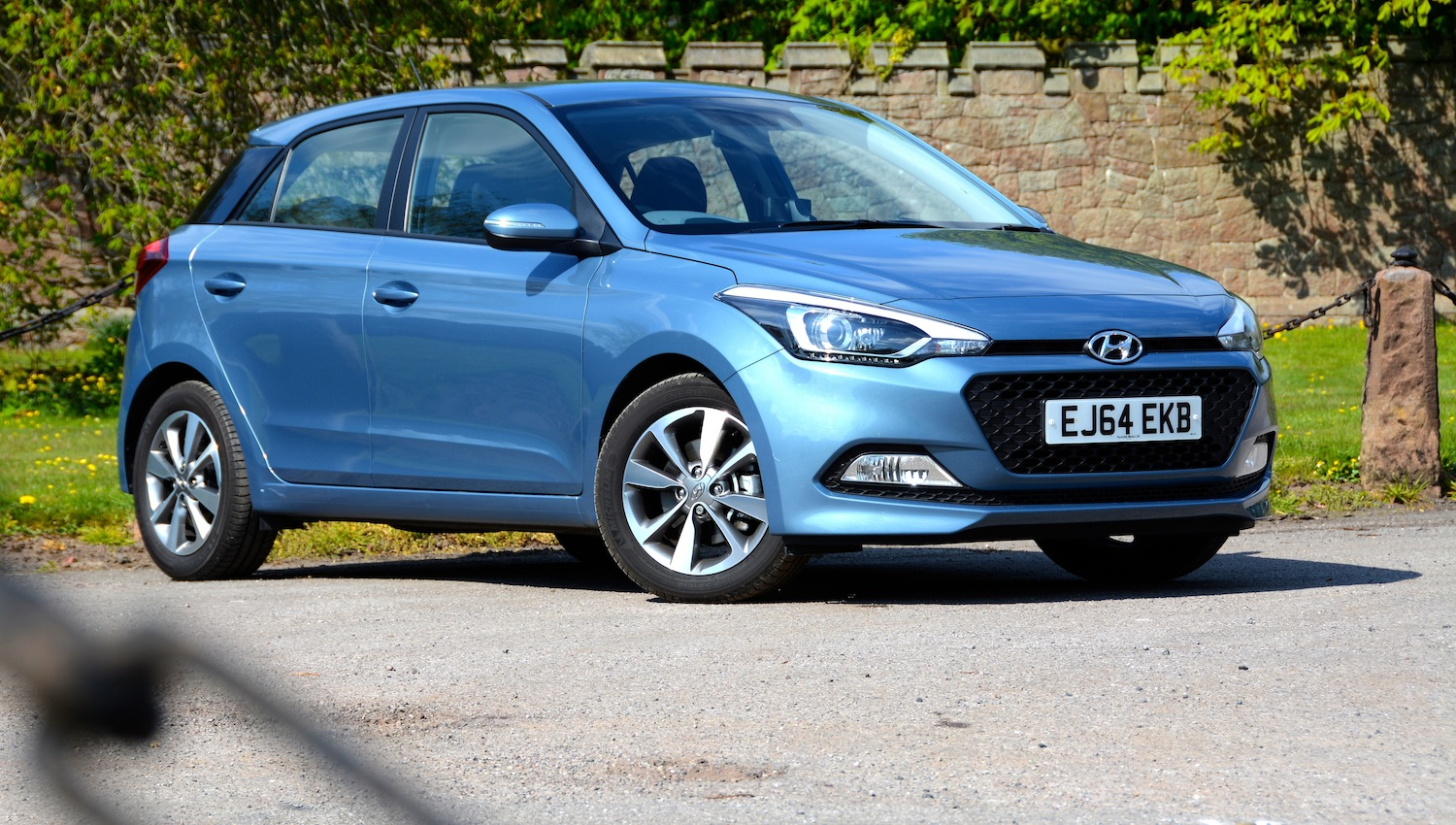 hyundai i20 se 1 1 crdi manual review. Black Bedroom Furniture Sets. Home Design Ideas