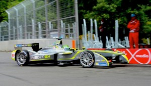 Why Formula E is a visionary idea
