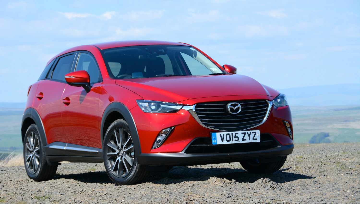 mazda cx 3 1 5 skyactiv d diesel 2wd review. Black Bedroom Furniture Sets. Home Design Ideas