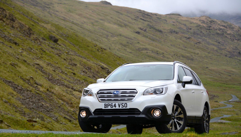 Subaru Outback 2 0 Diesel SE CVT Review - GreenCarGuide co uk