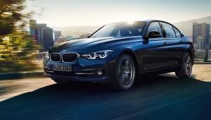 BMW 320d ED Sport Saloon