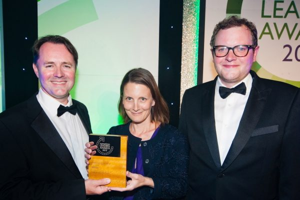 BusinessGreen Car of the Year 2015