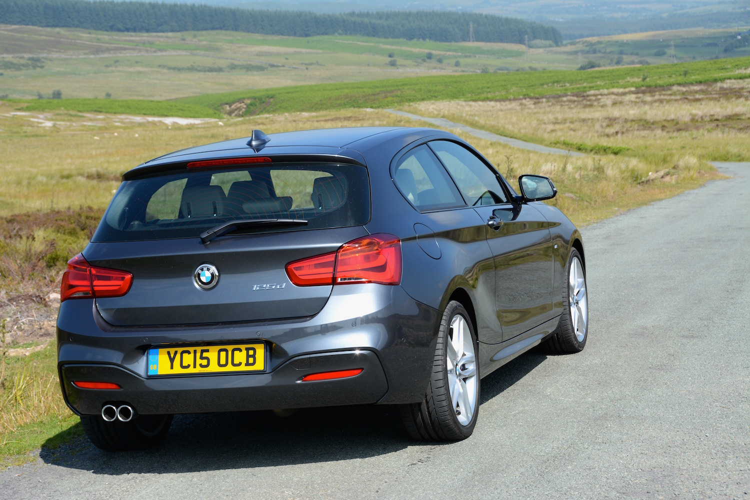Bmw 125d M Sport Review Greencarguide Co Uk
