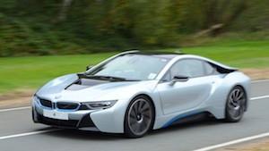 BMW i8 LCV2014