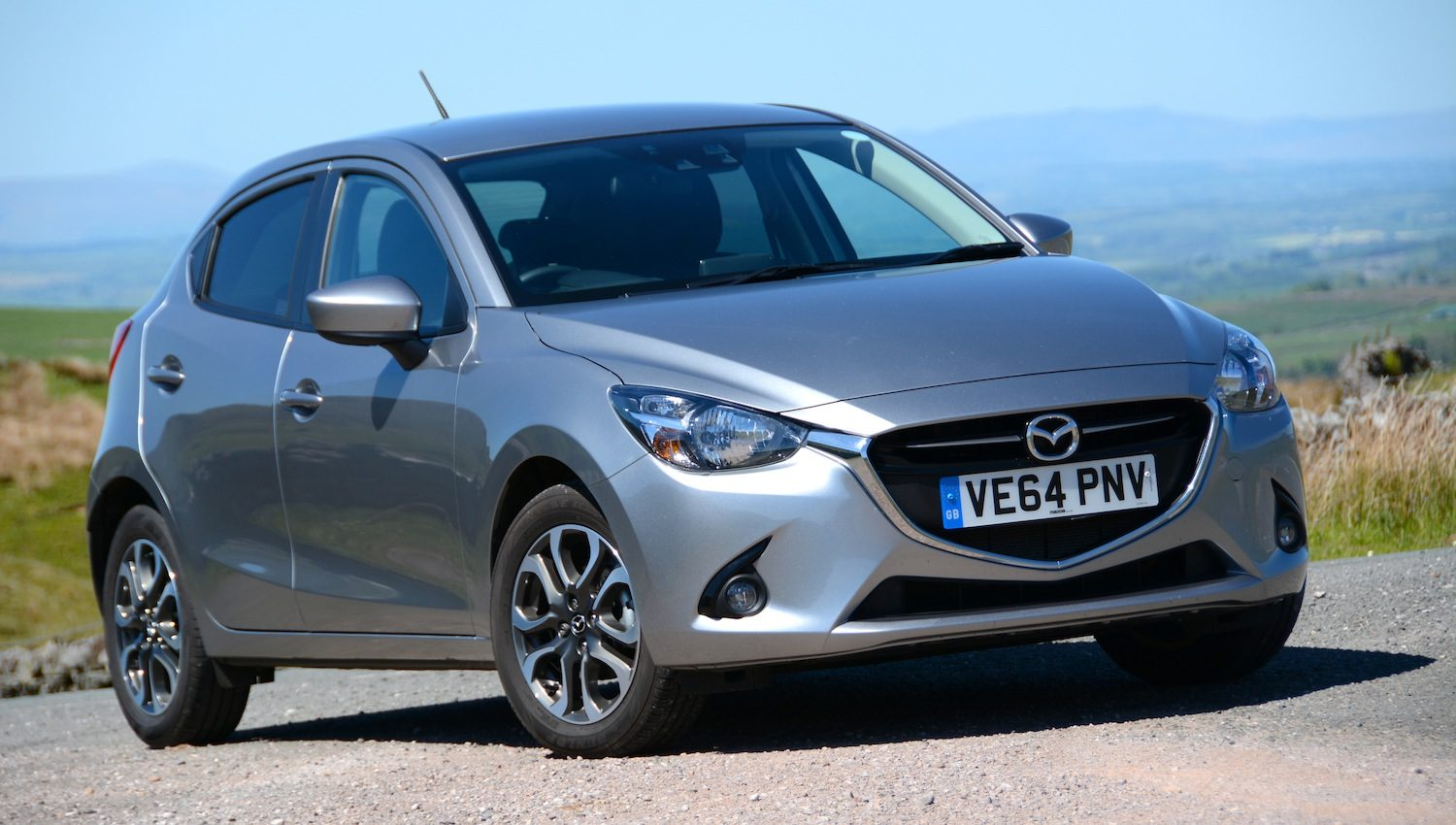 Mazda2 1 5 105ps Diesel Review - GreenCarGuide co uk