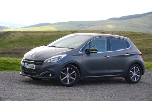 Peugeot 208 1.6 BlueHDi 100