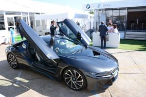 LCV2015 BMW i8