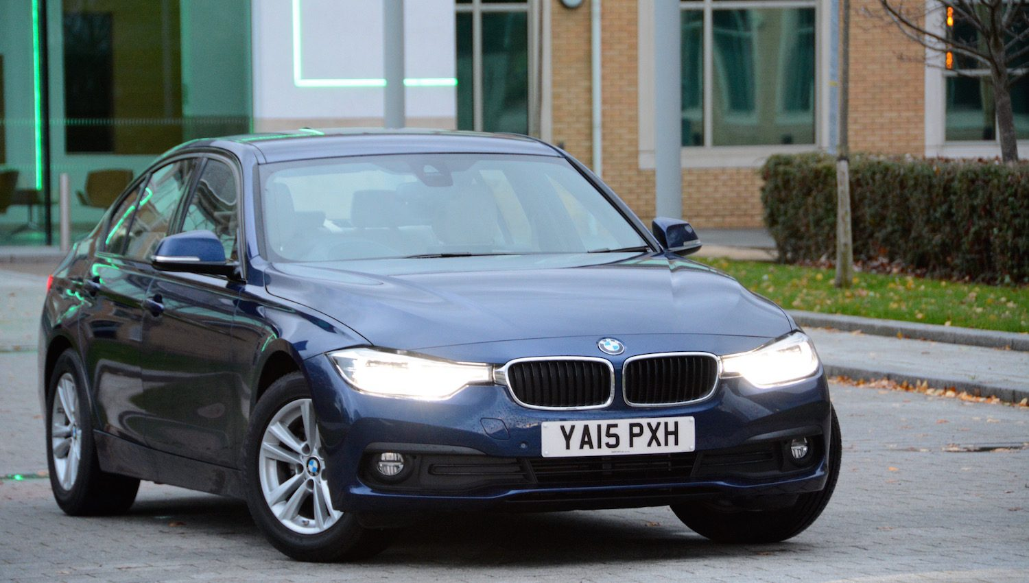 Bmw 320d Ed Plus Review Greencarguide Co Uk