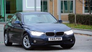 BMW 320d ED Plus