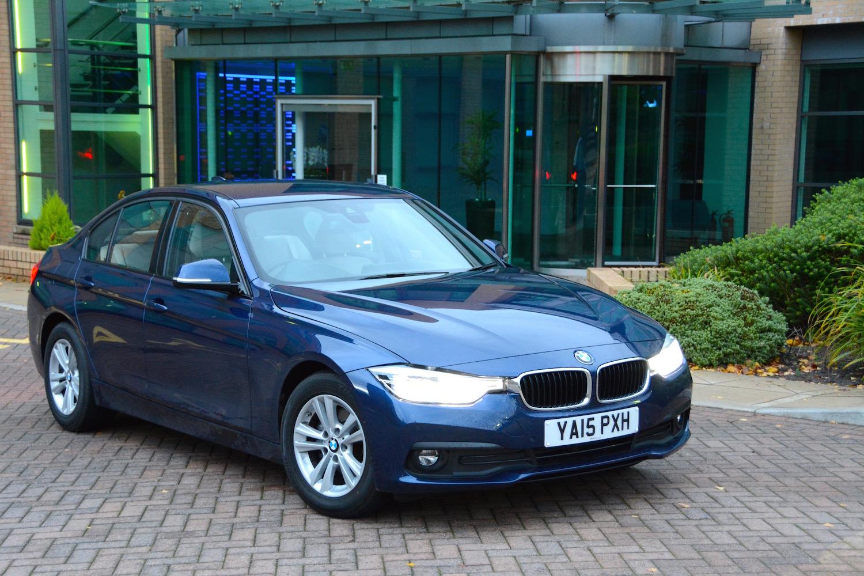 BMW 318d SE Manual